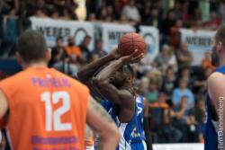 Basketball in Weißenfels vs. MBC